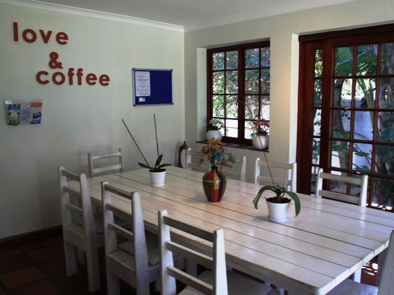 Frühstück Hotel Stellenbosch