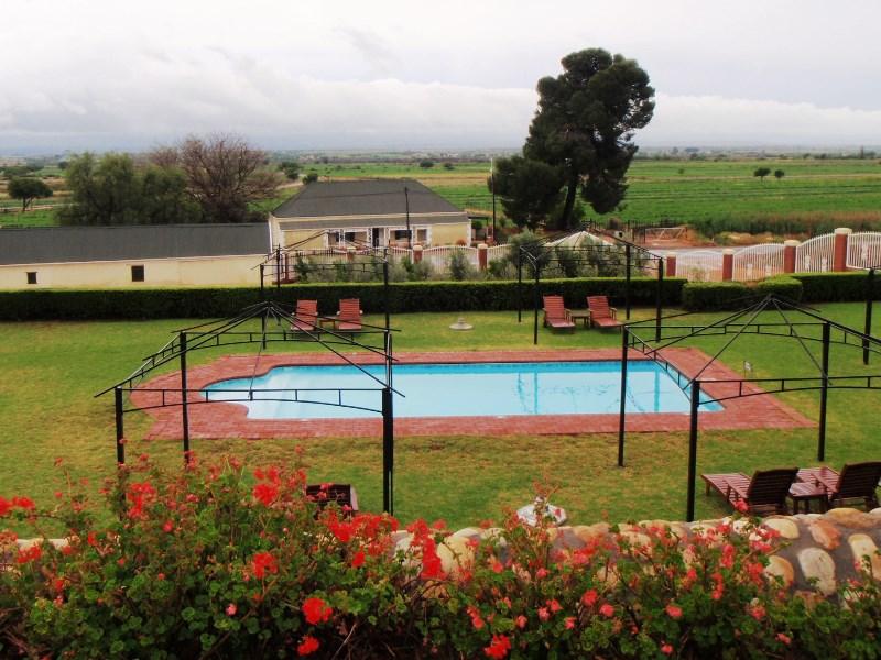 Pool Hotel Oudtshoorn