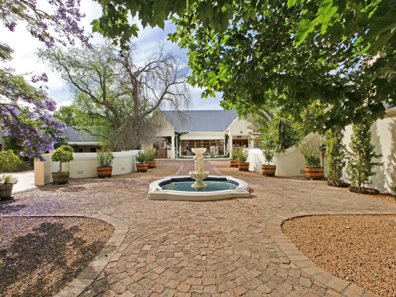 Innenhof Hotel Stellenbosch