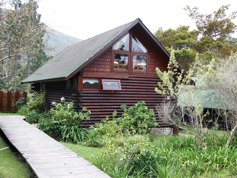 Lodge im Tsitsikamma Nationalpark