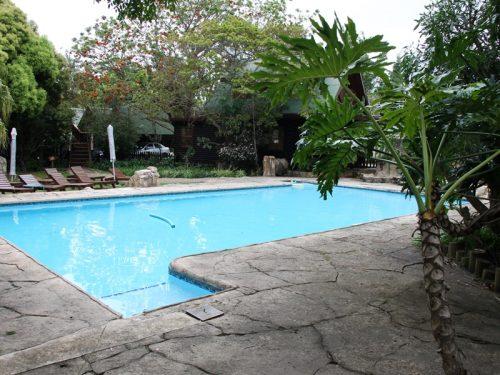 Pool Tsitsikamma Lodge