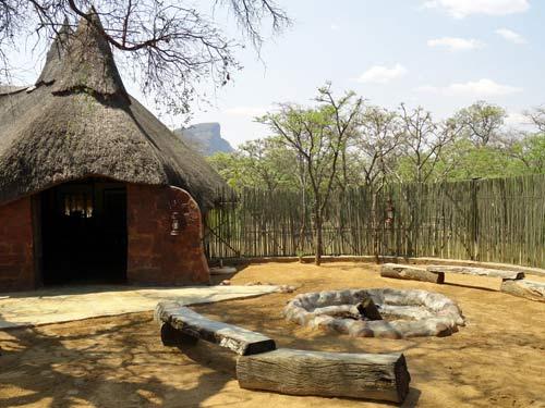 Boma wird die Feuerstelle der Südafrikaner genannt
