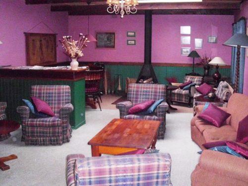 Lounge Hotel Swaziland Gruppenreise