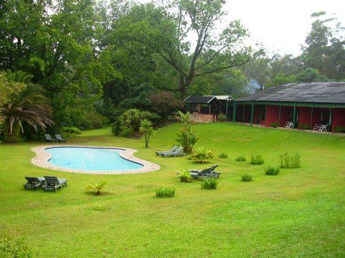 Pool Hotel Swaziland Gruppenreise