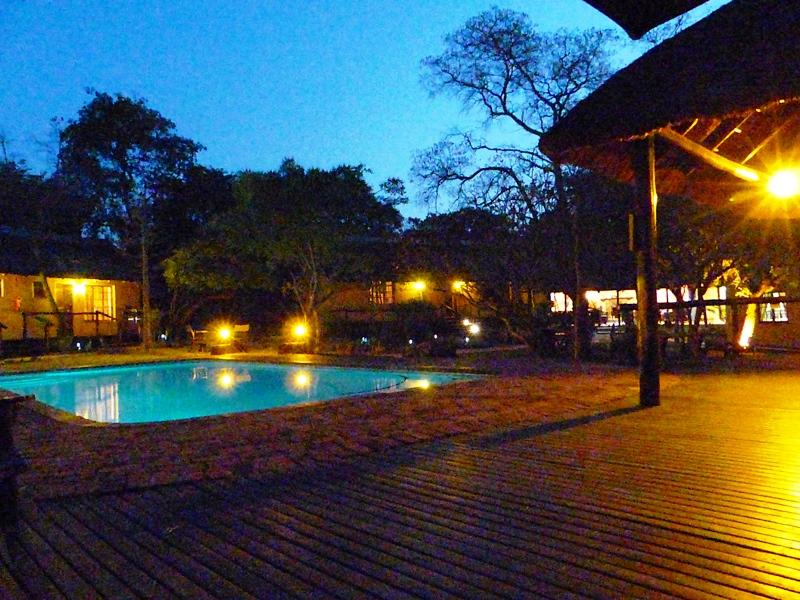 Pool Hotel Hoedspruit